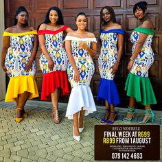 Relo Ndebele (Final Week) from 1 August 2019 Beat the price increase and order yours this weekend 079 142 4693 Ghanaian Fashion, Latest African Fashion Dresses, African Inspired Fashion, African Print Dresses, African Print Fashion, African Dress, Dance Outfits, Chic Outfits, Africa Fashion House