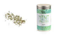 Tisane la menthe Mint Condition par For Tea's Sake g) Peppermint Tea, Herbal Tea, Gourmet Recipes, Herbalism, Conditioner, Teas, Room, Products, Tees