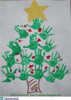 Рождество и Новый Год. Поделки с детьми. - VirtualIreland.ru - Виртуальная Ирландия