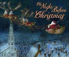Radio Broadcast of The Night Before Christmas – December 24, 1945 ...
