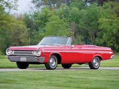 1964 Dodge Polara Convertible