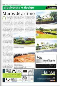 75° Jornal Bom Dia  -Muros de Arrimo  01-02-13