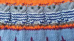 Ravelry: macatrose's owl colors
