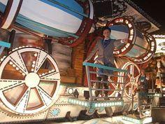 Harlequin Foggs World Tour Carnival 2015, Ferris Wheel, Fair Grounds, Tours, World, The World, Earth