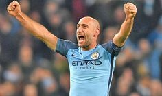So it has been confirmed that Pablo Zabaleta will leave Manchester City at the end of the season, news which will represent the end of an era for fans of the club.  The Argentine and honorary Manc will go down as a City legend, there is no doubt about that.   Having signed for City back in 2008, 24 hours before the Abu Dhabi takeover, Zabaleta has played as much a role as any of his team-mates, past or present, in turning the club into one of the biggest in the country.
