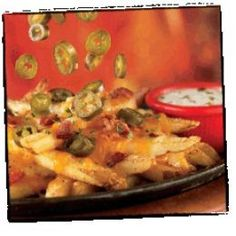 I love to make these pimped up cheese fries similiar to the ones served at Chili's Bar and Grill.  Here you find a shopping list of ingredie...