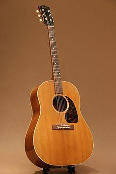 Vintage 1951 Gibson J-50 Acoustic Guitar