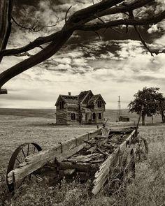 The old farm....