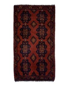"Bokhara Collection Oriental Area Rug, 1'10"" x 3'4"" 