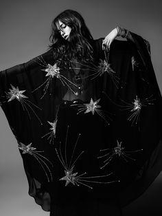 La collection PSYCH ROCK de Saint Laurent par Hedi Slimane.
