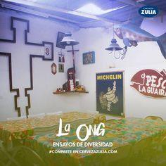 #Comparte en www.cervezazulia.com y #SedTúMismo