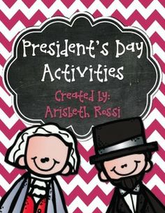 Fun President's Day Activities free