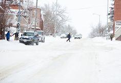 news; Snow Day