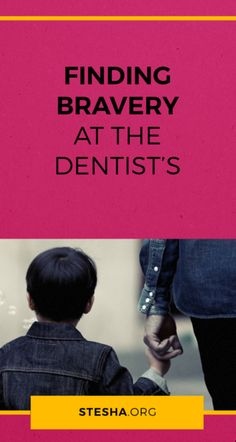 Redefining Bravery — stesha.org  My son's afraid of the dentist (and I can't blame him). When he was scared, here's what we did... and how I discovered our little meaning of courage and bravery along the way. Im Scared, Along The Way, Blame, Meant To Be, Movie Posters, Film Poster, Billboard, Film Posters