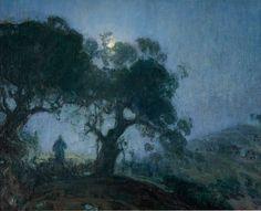 The Good Shepherd / El Buen Pastor // ca.1902-1903 // Henry Ossawa Tanner // Zimmerli Art Museum at Rutgers University