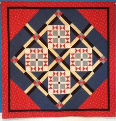 Winter evening  Pattern by Heather Mulder of Anka's Treasures