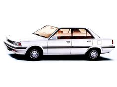 """Toyota Carina SG Extra """"40th Anniversary"""" Special Edition (AT150) '1987"""