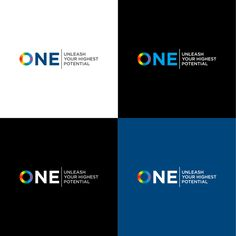 ONE 鈥?20An inspired logo for ONE