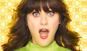 My new favorite show..... New Girl.  It makes me laugh out loud every week.  So funny.  :)