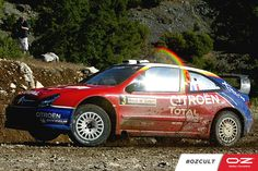 In 2004 Sébastien Loeb and Daniel Elena won Rally of Turkey with the Citroën Total team mounting OZ Wheels!