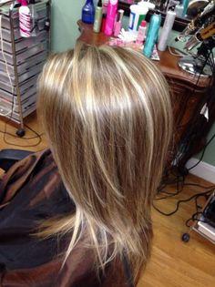 40 New Blonde Hair Color 2016 - Long Hairstyles 2015 Hair Color 2016, Hair Color And Cut, Hair Colour, Medium Hair Styles, Short Hair Styles, Hair Highlights And Lowlights, Color Highlights, Long Layered Haircuts, Layered Hairstyles
