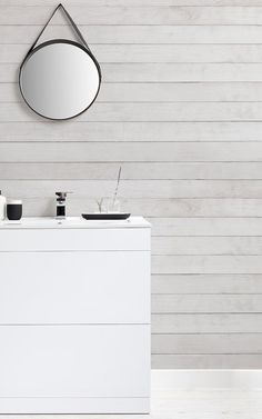 Create a simple yet scandi-styled space and bring the beauty of Nordic inspired design to your home with the newly curated MuralsWallpaper collection of modern bathroom wallpapers and murals. Layer with fabrics and simple accessories on wooden textures or hard whites for an effortlessly cool Nordic interior, and pair with any design from this collection for a stylish, simple and Scandinavian inspired bathroom.