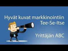 Hyvät kuvat markkinointiin - Tee-Se-Itse - Yrittäjän ABC - YouTube