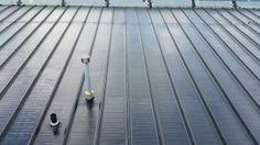 Article: Liquid Rubber Coating Ponoka To Industrial Metal Roof. Below you will find the process of installing a liquid rubber coating. Bragg Creek, Red Deer, Industrial Metal, Roof Repair, Metal Roof, Calgary, Outdoor Decor, Deer