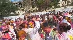 Farbenfest Holi mit Quality India Tours