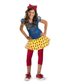 Look at this Disney Princess Snow White Costume Set - Girls on #zulily today!