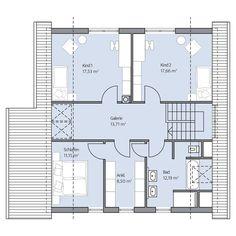 Haus Heuberger – Dachgeschoss