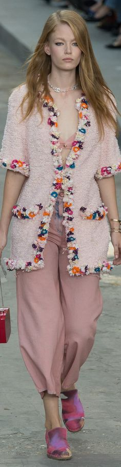 CHANEL Collection  Spring 2015 \\\