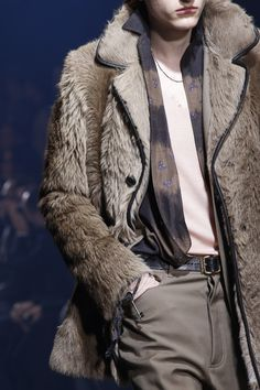 Lanvin Autumn/Winter 2016 Menswear Details