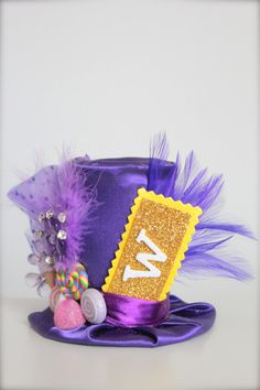 Willy Wonka Inspired Charlie and the Chocolate by LilBirdsCouture
