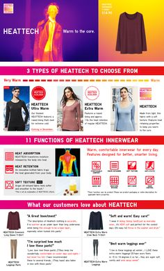 Women's HEATTECH | UNIQLO US
