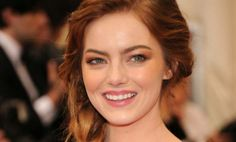 Emma Stone's Hair Stylist Tells Us How To Get Her 'Effed Up' Met Gala Braid