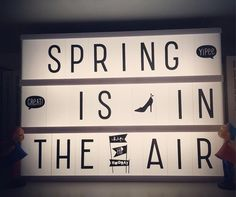 """40 Likes, 12 Comments - Bonnie&Clyde (@neibas) on Instagram: """"Spring is in the air YEAH! #littlelovelylightbox #littlelovelycompany #mylittlelovelylightbox…"""""""