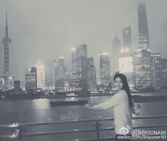 SNSD YoonA updates with her beautiful photos from China ~ Wonderful Generation ~ All About SNSD, Wonder Girls, and f(x)