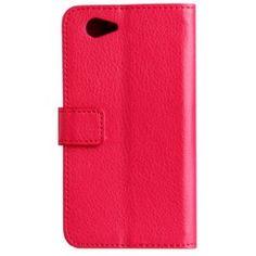 Xperia Z1 Compact punainen puhelinlompakko.