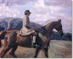Dick Bullard On Pierr Juan  1912