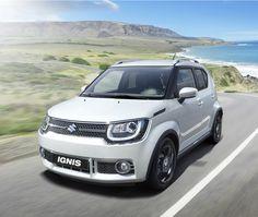 Maruti Suzuki Ignis Launched in India