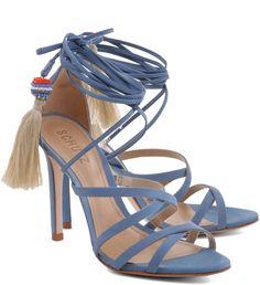 SANDÁLIA STRIPES BLUE