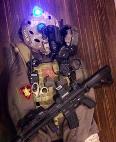 DEVGRU HK 416