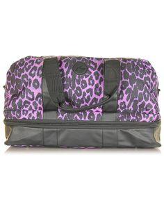 Inseption - Billabong - Womens - Wild Travel Bag - Vivid Purple