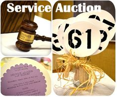 Raise Funds With A Service Auction - Raise money by auctioning the skills and services of your supporters to the highest bidder. These auction items of donated skills or services are things that people are already used to paying for, so its fairly easy to get full price bids.