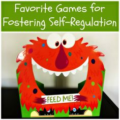 Follow my blog with Bloglovin In another post I discussed how to nurture self-regulation in young children and here are a few of my very favorite games for preschoolers — and maybe older toddlers– that do just that. Peaceable Kingdom's Feed the Wozzle: The basic premise of …