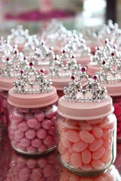 Princess party favours