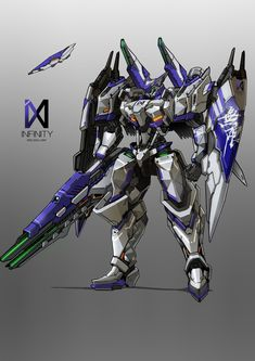 Robot Concept Art, Armor Concept, Robot Art, Character Art, Character Design, Mythological Monsters, Battle Robots, Sci Fi Anime, Mecha Suit