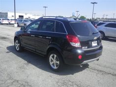 3 Day Money Back Guarantee on all Certified Pre-Owned vehicles at Phillips Chevrolet. Chevrolet Captiva Sport, Black Granite, New And Used Cars, Car Ins, Air, Chicago, Metallic, Decor, Decorating