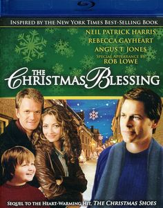 Christmas Blessing - Christian Movie/Film on Blu-ray. http://www.christianfilmdatabase.com/review/the-christmas-blessing/